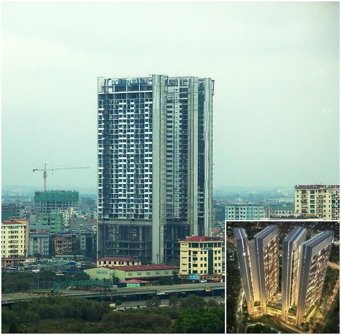Dự án Dolphin Plaza tại 28 Trần Bình