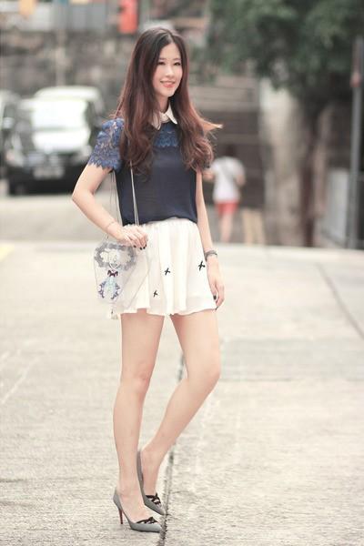 Mix đồ chất như blogger thời trang Hồng Kông - ảnh 16