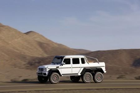 Cận cảnh xe địa hình khủng của Mercedes-Benz - ảnh 6
