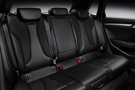 Lộ tân binh Audi A3 g-tron - ảnh 9