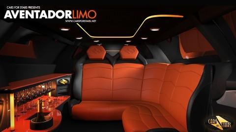 Ngắm Lamborghini Aventador Limo - ảnh 5