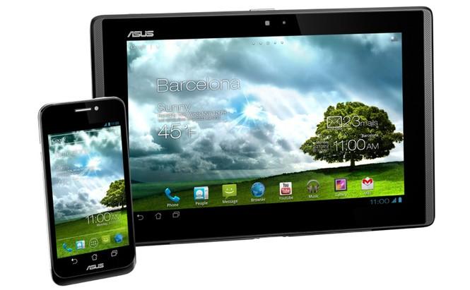 """Tablet và smartphone """"2 trong 1"""" của Asus - ảnh 2"""