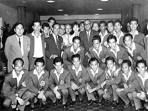 Đội tuyển miền Nam vô địch SEAP Games 1959