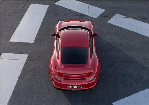 Geneva 2013: Porsche GT3 thu hút mọi ánh nhìn - ảnh 5