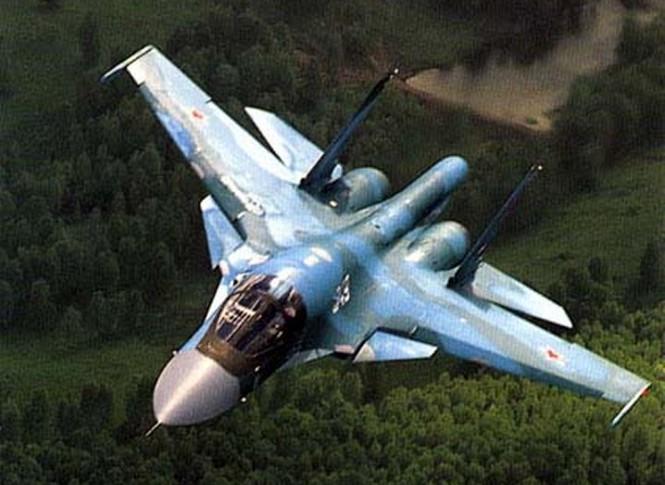 Tiêm kích Su-34