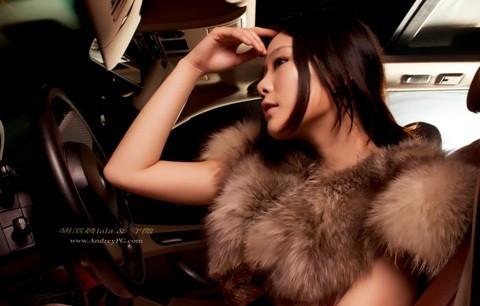 Chân dài dịu dàng bên BMW - ảnh 14