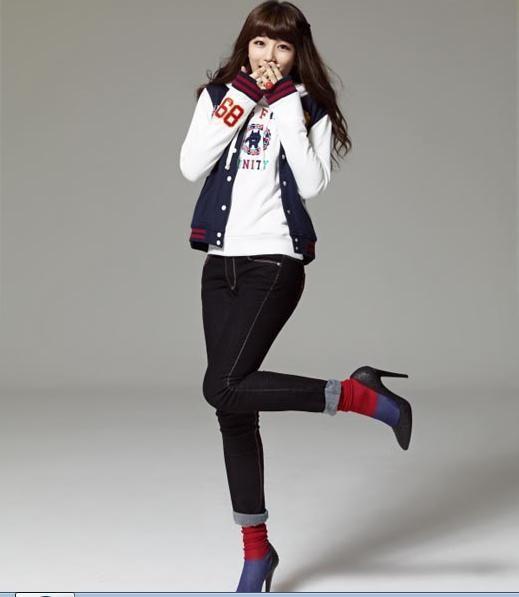Miss A và Nickhun năng động với thời trang Edwin - ảnh 6