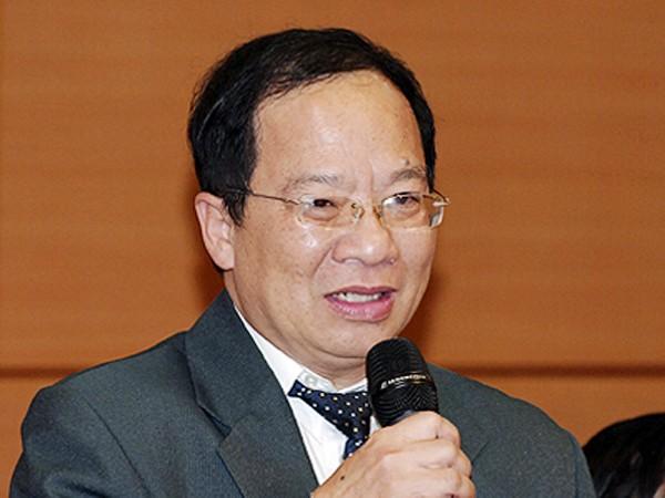 ông Phạm Đình Cường - Cục trưởng Cục quản lý công sản