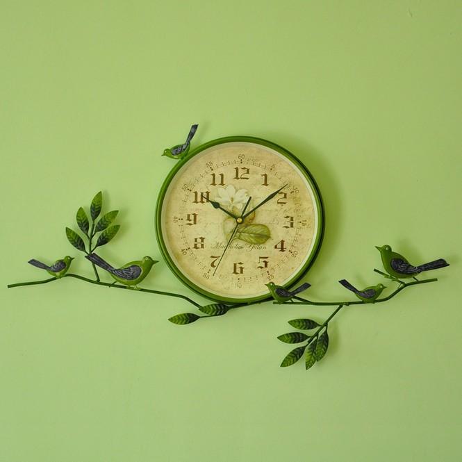 Đồng hồ cho nhà thêm xinh - ảnh 4