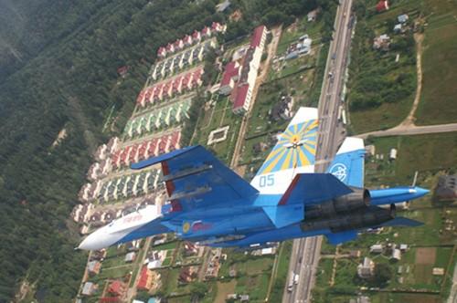 Đội hình máy bay 'khủng' hộ tống Tổng thống Nga - ảnh 6