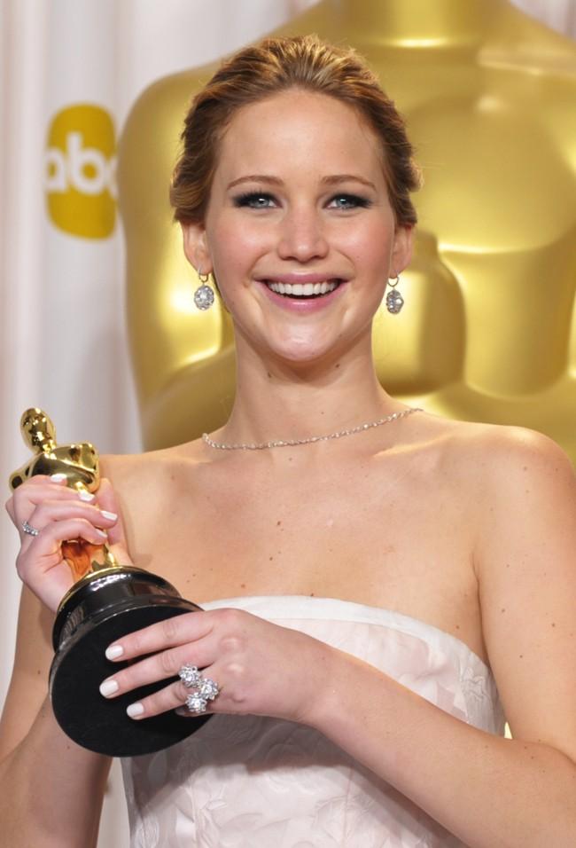 Jennifer giành giải Oscar với hạng mục 'Nữ diễn viên chính xuất sắc nhất'