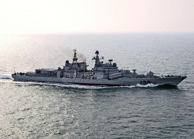 'Nội soi' tham vọng khu trục hạm Trung Quốc - ảnh 27