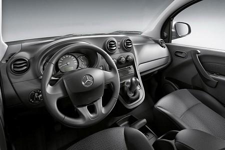Lộ diện Citan van – Mercedes-Benz - ảnh 2