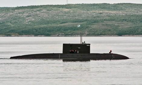 Tàu ngầm tấn công Kilo có khả năng tiêu diệt mục tiêu trên biển, dưới biển và trên không