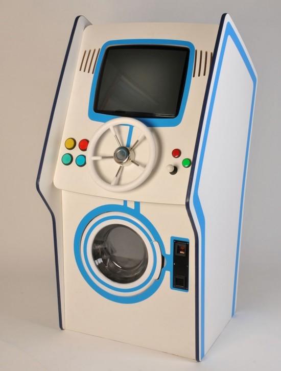 Hứng thú hơn với 'máy giặt game' - ảnh 2