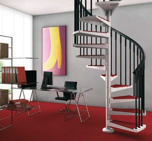 Những mẫu cầu thang đẹp lung linh - ảnh 2