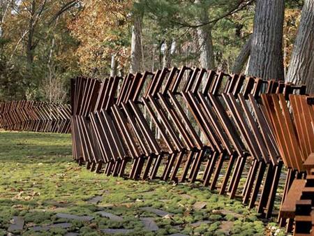 Những kiểu hàng rào độc đáo và sáng tạo nhất - ảnh 2