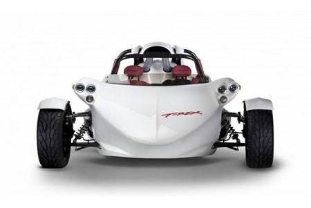 Campagna T-REX 16S: xe 3 bánh hạng sang - ảnh 3