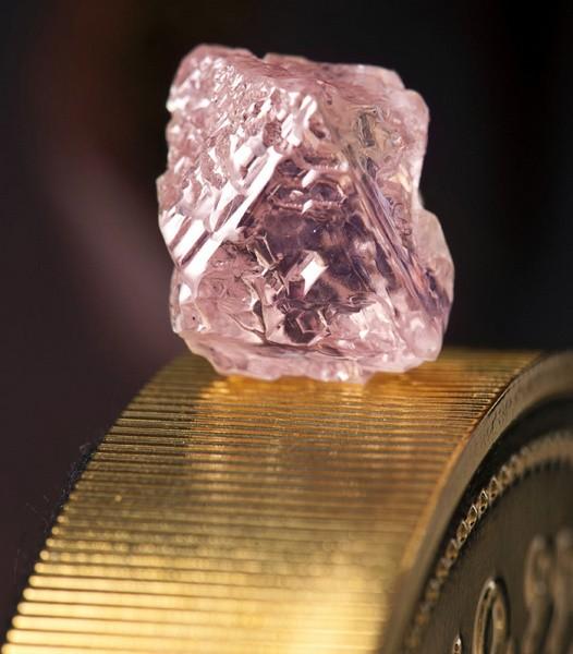 Viên kim cương hồng lớn nhất Australia - ảnh 4