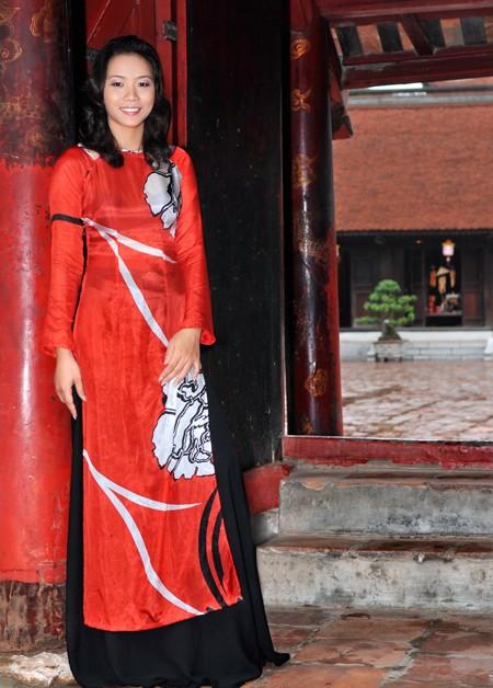 Thí sinh Cung Thanh Ngọc Anh