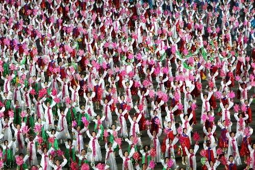 Những hình ảnh về quân đội Bắc Triều Tiên (kỳ III) - ảnh 16