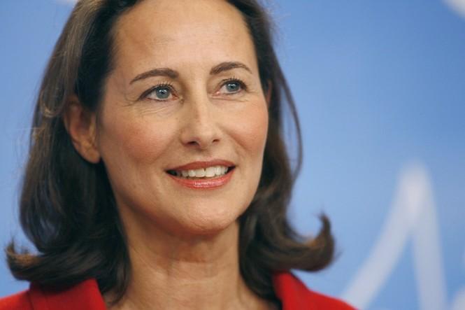 Bà Segolene Royal, vợ cũ của ông François Hollande thất bại trước ông Sarkozy trong vòng hai cuộc bầu cử tổng thống Pháp năm 2007