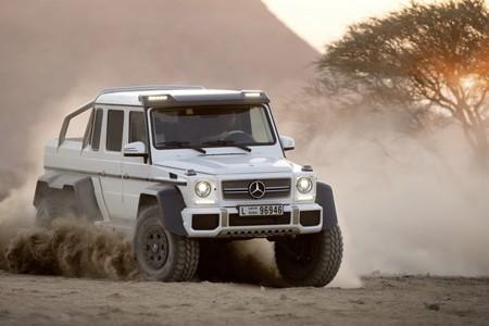Cận cảnh xe địa hình khủng của Mercedes-Benz - ảnh 7