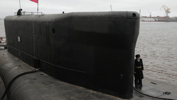Tàu ngầm hạt nhân chiến lược Alexander Nevsky