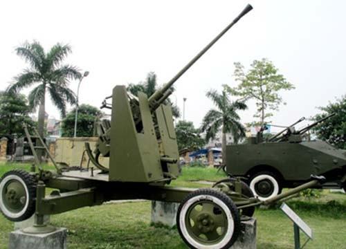 Pháo cao xạ 37mm trở thành Bảo vật quốc gia - ảnh 1
