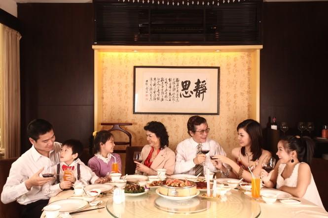 Nhà hàng Long Đình - điểm hẹn lý tưởng để sum họp gia đình, gặp gỡ đối tác