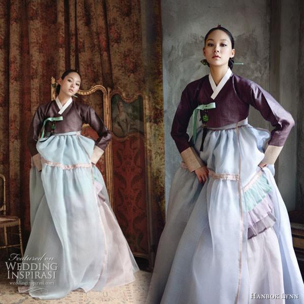 Quyến rũ trang phục cưới Hanbok hiện đại - ảnh 10