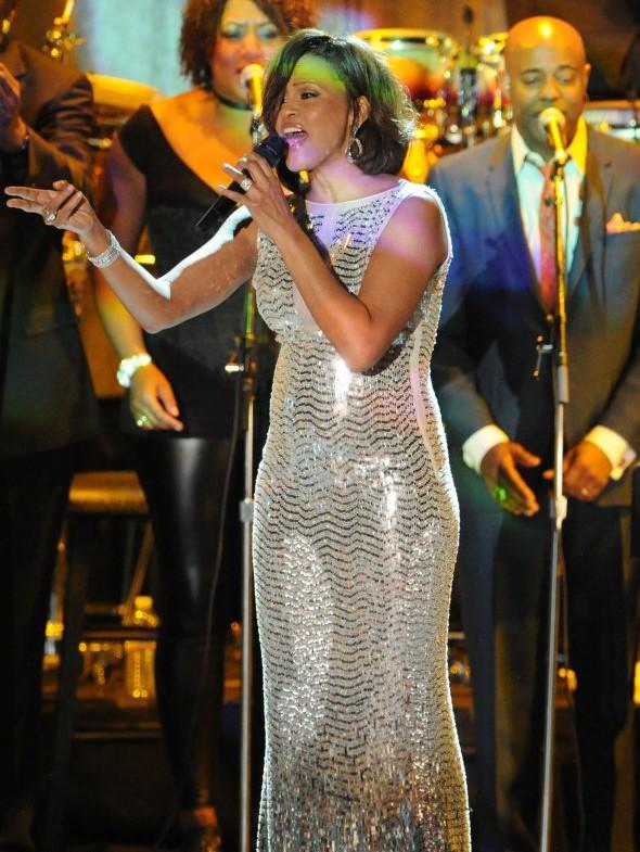 Thời trang của Whitney Houston - ảnh 5