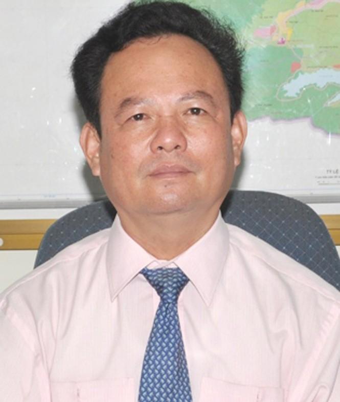 Ông Nguyễn Điểu - GĐ Sở TN- MT Đà Nẵng