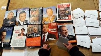 Lý lịch mười ứng cử viên tổng thống Pháp có tại các điểm bỏ phiếu