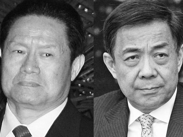 Ông Chu (trái) từng quyết liệt bảo vệ ông Bạc