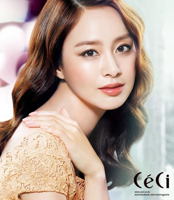 Top 10 mỹ nữ xinh đẹp nhất màn ảnh Hàn - ảnh 1