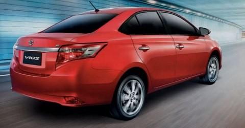 Toyota Vios 2013 ra mắt tại Thái Lan - ảnh 5