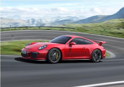 Geneva 2013: Porsche GT3 thu hút mọi ánh nhìn - ảnh 2