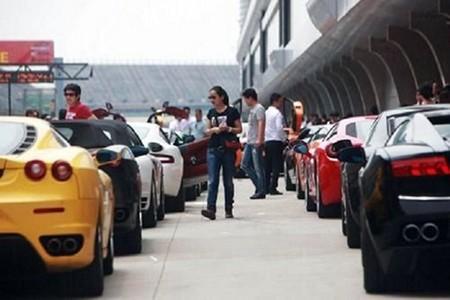 Dân chơi Trung Quốc và 'cuộc đua siêu xe' - ảnh 3