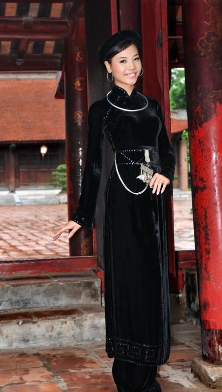 Thí sinh Đàm Thu Trang