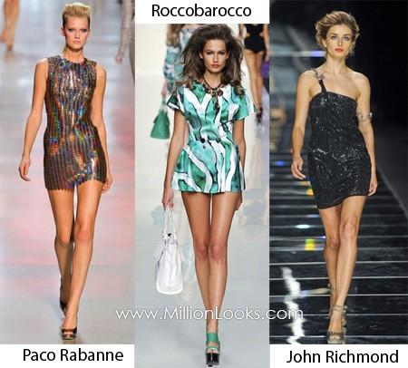 Xu hướng thời trang váy xuân hè năm 2012 - ảnh 3