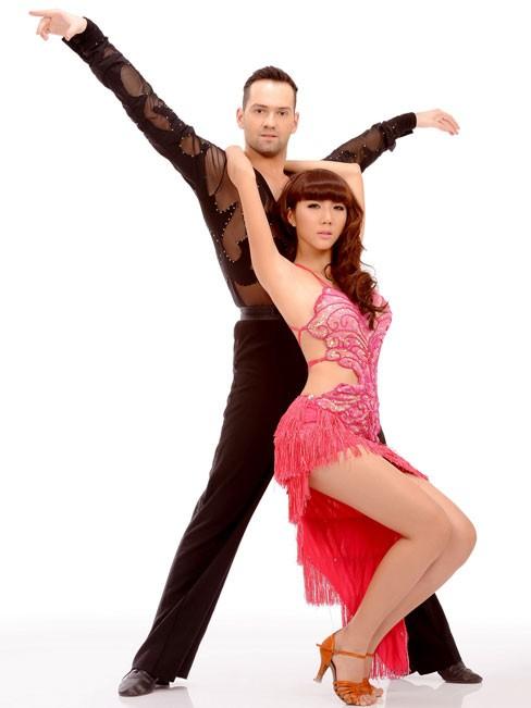 Những cặp đôi gợi cảm của Bước Nhảy Hoàn Vũ - ảnh 15