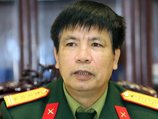 Đại tá Lê Quang Chính. Ảnh: V.Dũng