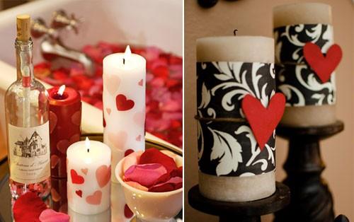 Những ý tưởng trang trí lãng mạn cho Valentine - ảnh 7