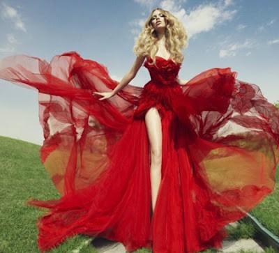 Siêu quyến rũ với đầm dạ hội Shady Zeineldine - ảnh 1