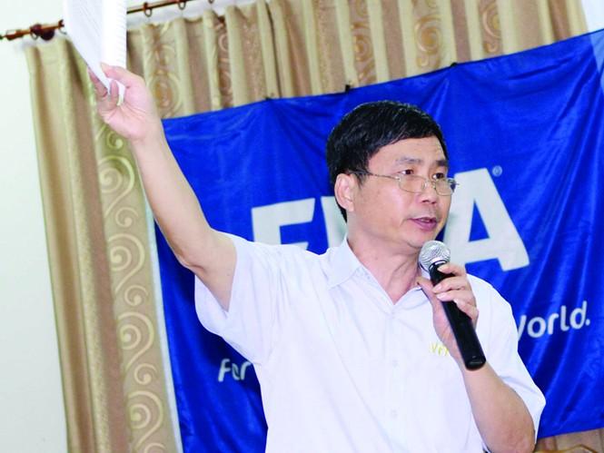 Ông Dương Nghiệp Khôi là ứng viên sáng giá cho chiếc ghế TTK VFF             Ảnh: VSI