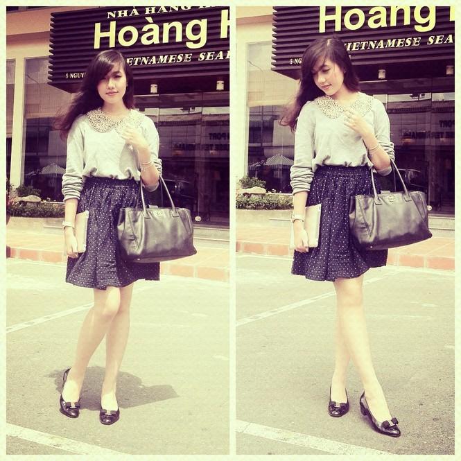 Đa phong cách cùng hot girl Mie Nguyen - ảnh 5