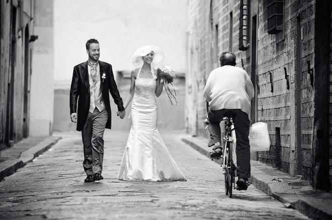 Đám cưới của Francesca và Fabio được tổ chức từ ngày 2/9/2013