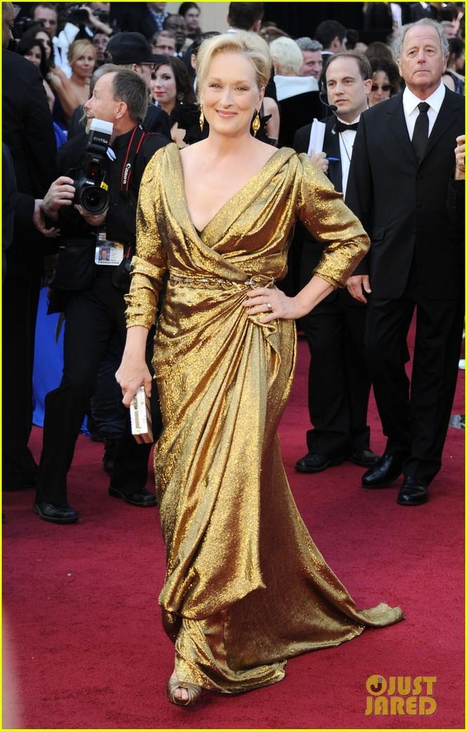 Diễn viên gạo cội Meryl Streep