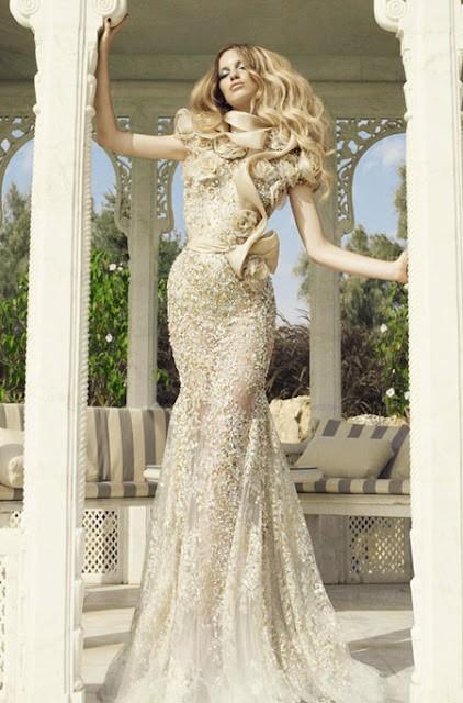 Siêu quyến rũ với đầm dạ hội Shady Zeineldine - ảnh 11